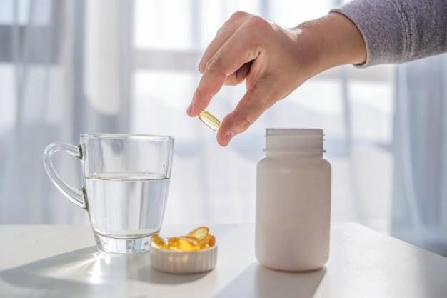 vitamíny, podpůrné prostředky pro sportovce