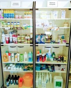 léčebná kosmetika, bylinné koupele